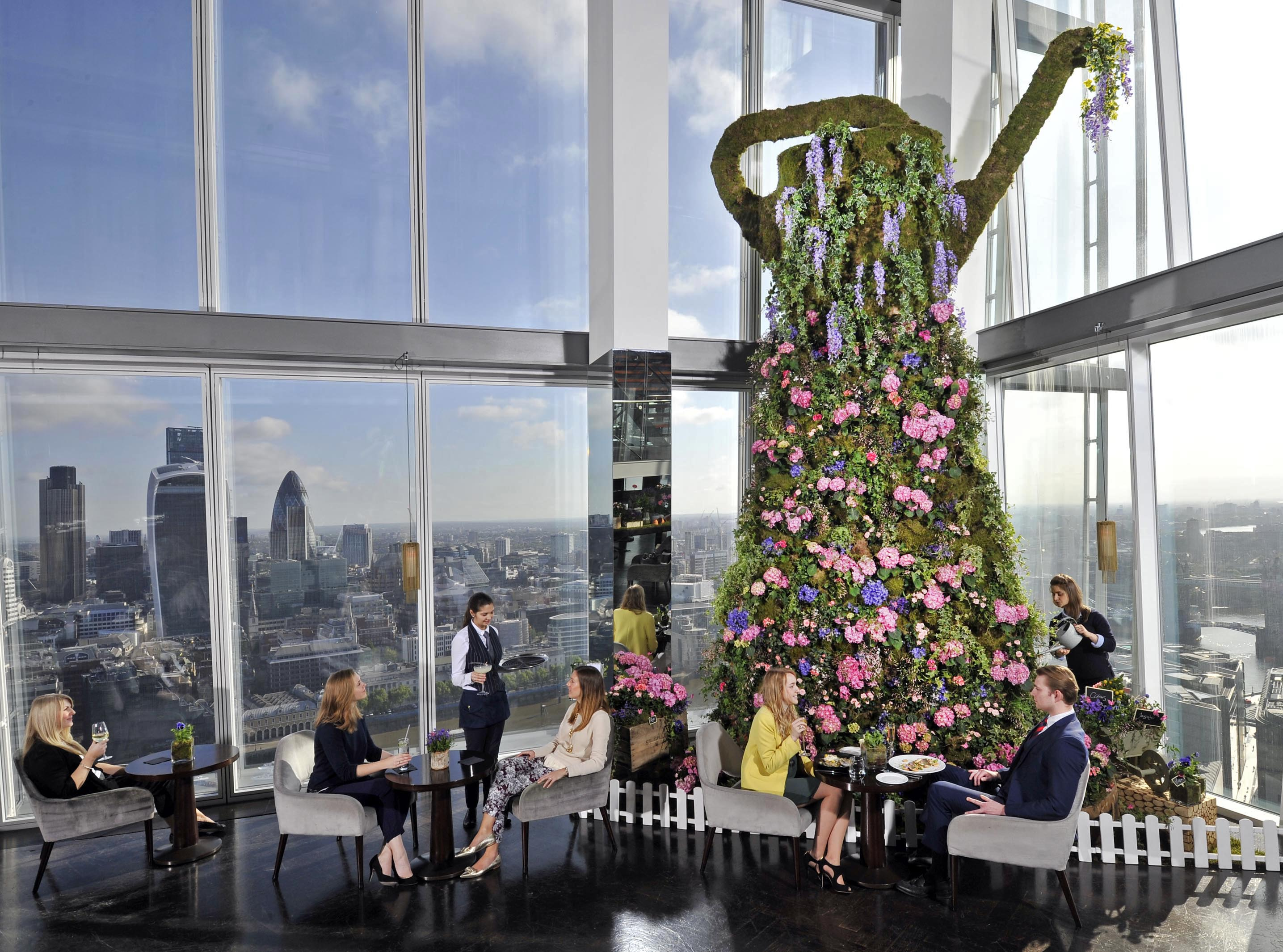 An English Country Gardenu202631 Floors Above Ground Level!