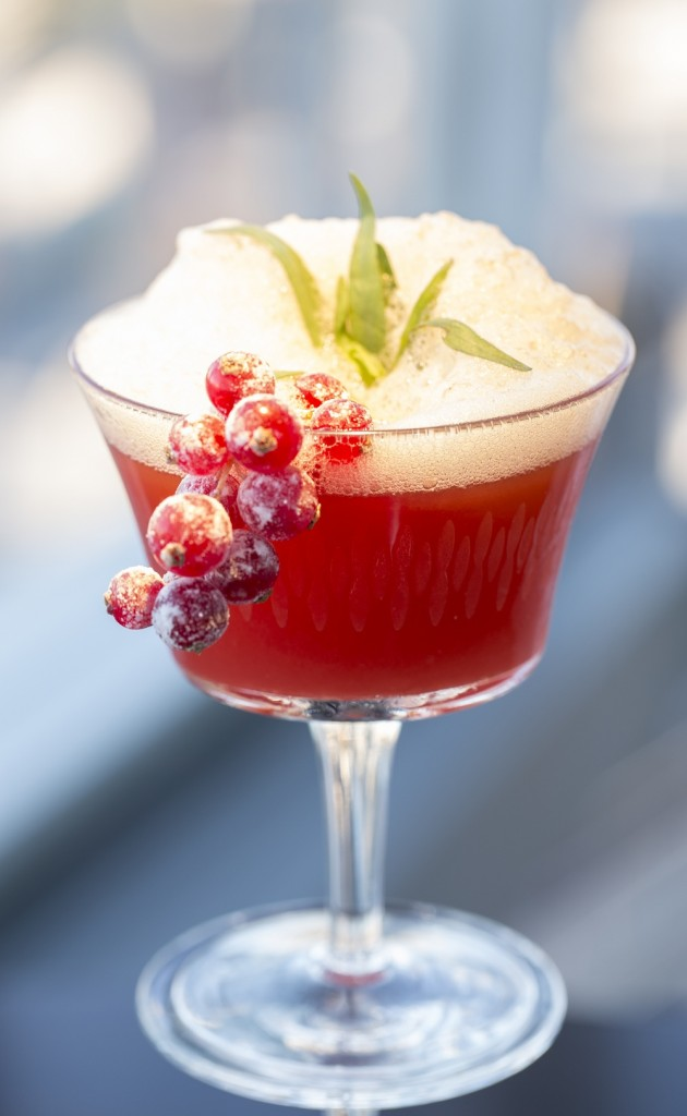 Devonshire Cream Cup from the bar at aqua shard's Tea Inspirations list