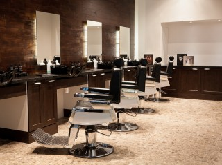 Man Made luxury grooming room