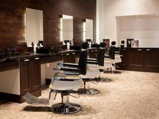 Man Made luxury grooming room