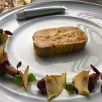 Grouse & foie gras terrine