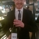 aqua shard bars manager Myles presents 'It Was A Very Good Year'