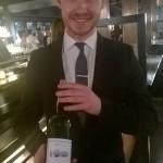 aqua shard bars manager Myles presents 'It Was A Very Good Year'