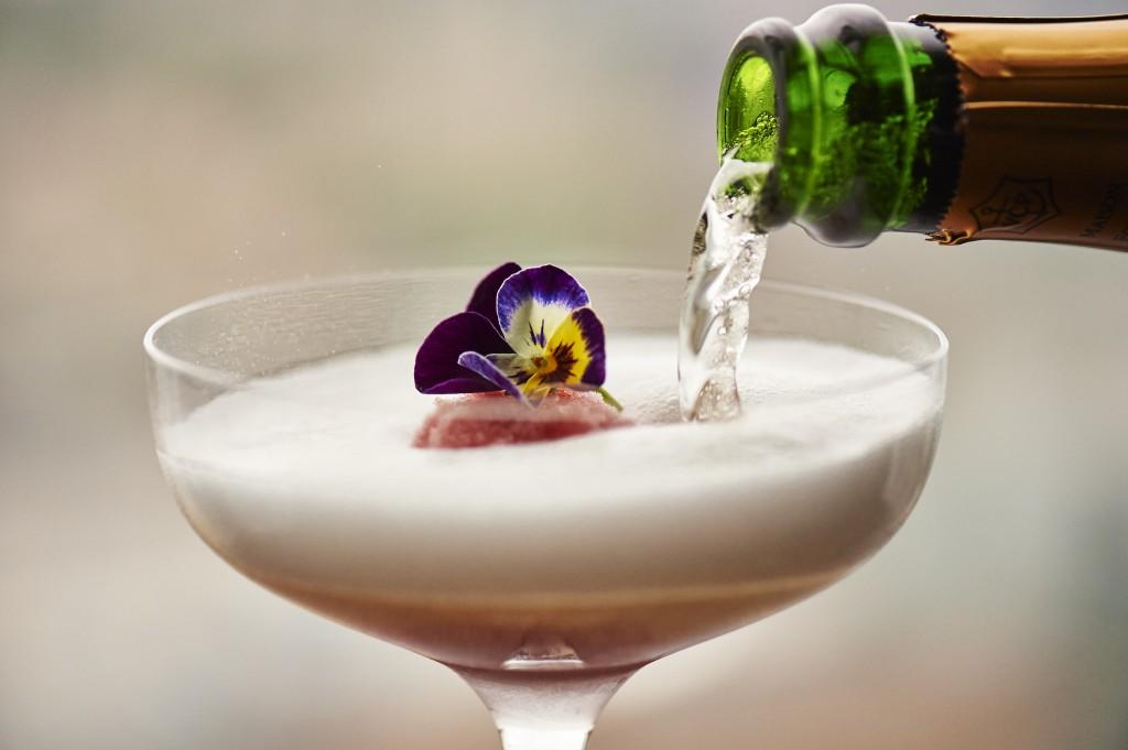 Sorbet cocktail 10