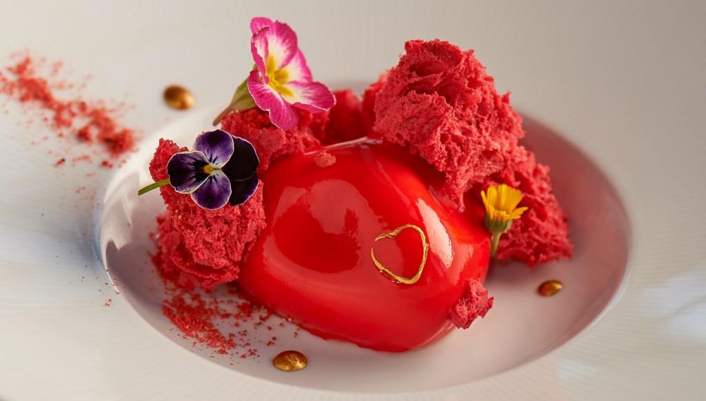 aquashard valentines dessert
