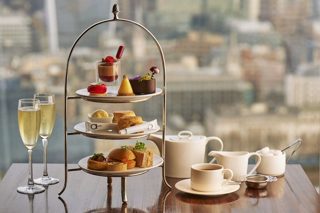 aqua shard afternoon tea low res